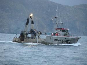 Photo of F.V. CORSAIR ship