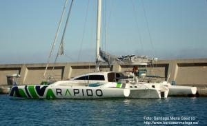 Photo of RAPIDO ship