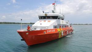 Photo of KN SAR ARJUNA 229 ship