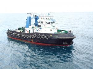 Photo of TB. ZEUS 1 ship