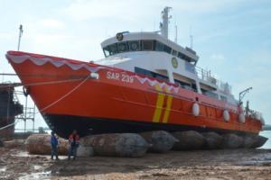 Photo of KN SAR BHISMA ship