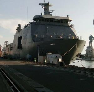 Photo of SSV ship