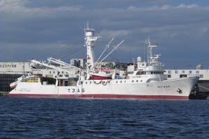 Photo of NO.1 KAO ship