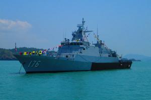 Photo of KD SELANGOR ship