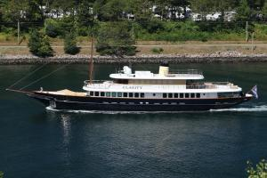Photo of CLARITY ship