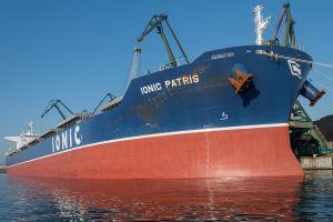 Photo of IONIC PATRIS ship
