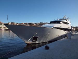 Photo of STINA ship