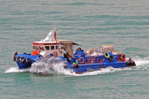 Photo of OPL 5 ship