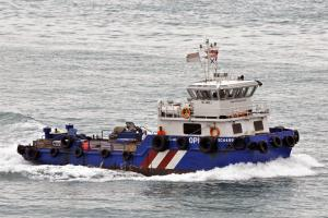 Photo of OPL 168 ship