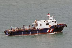 Photo of OPL 116 ship
