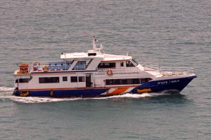 Photo of I-MARLIN ship