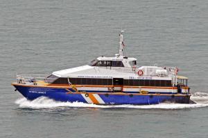 Photo of I-SHARK II ship