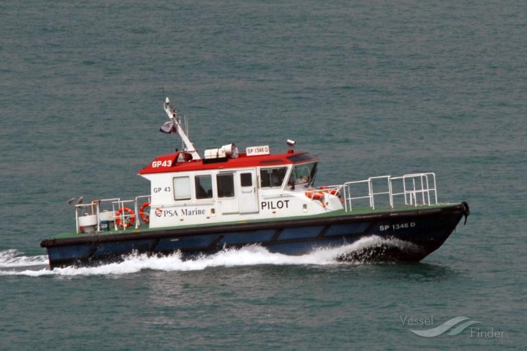 PIL0T GP43 photo
