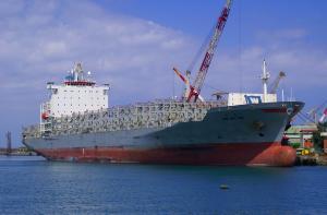 Photo of WAN HAI 307 ship