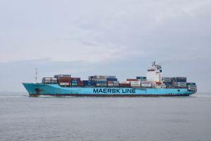 Photo of MAERSK PATRAS ship