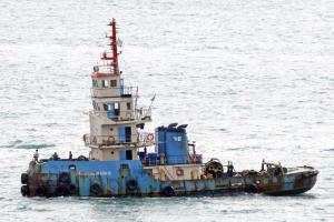 Photo of HARITA BERLIAN 5 ship