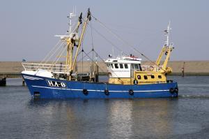 Photo of HA8 ship