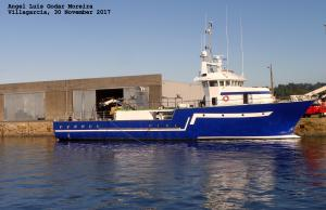 Photo of SIDI SLIMANE II ship