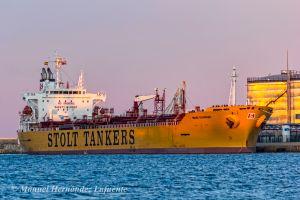 Photo of STOLT COURAGE ship