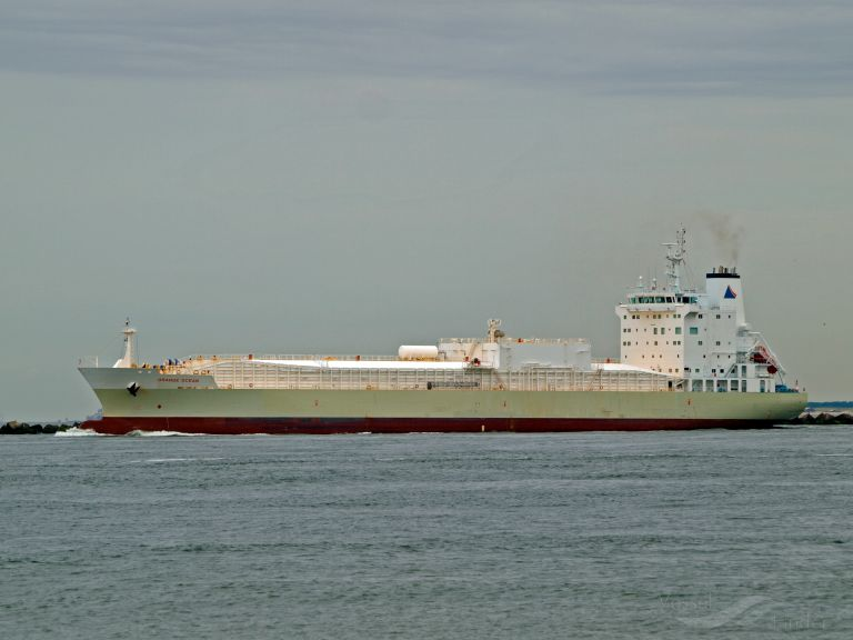 Φωτογραφία του πλοίου ORANGE OCEAN