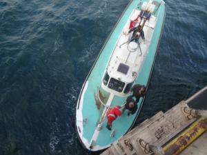 Photo of GHAZALA ship