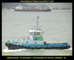 Photo of TS ABUSADO ship