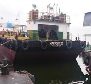 Photo of MARFORT 20 ship