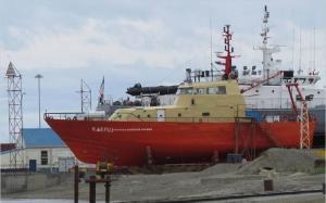 Photo of KARPUJ ship