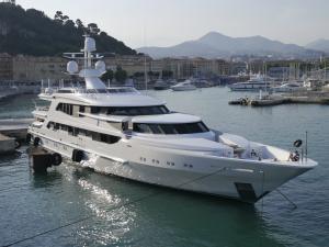 Photo of LAZY Z ship