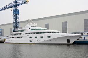 Photo of PEGASUS VIII ship