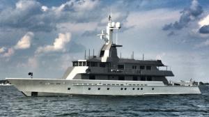 Photo of MIZU ship