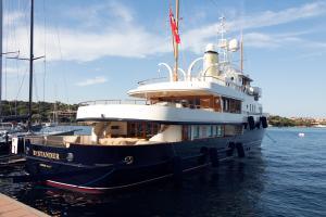Photo of M\Y BYSTANDER ship