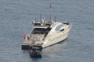 Photo of ESCAPE II ship