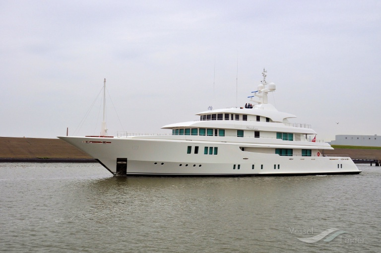 PARTY GIRL, Yacht - Details and current position - IMO