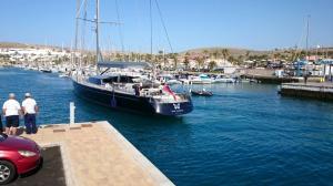 Photo of BLUE PAPILLON ship