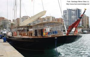 Photo of WISP ship