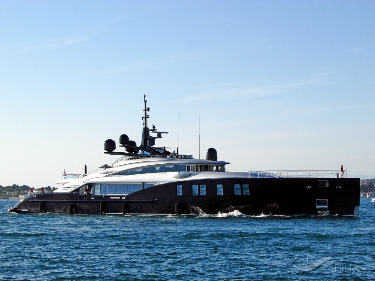 OKTO, Yacht - Details and current position - IMO 1012335