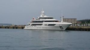 Photo of GENESIS II ship