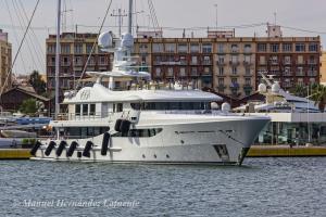 Photo of VEGA ship