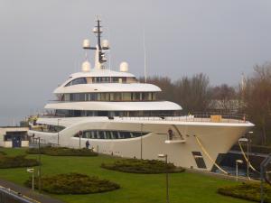 Photo of FAITH ship