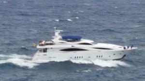 Photo of EXUMA ship