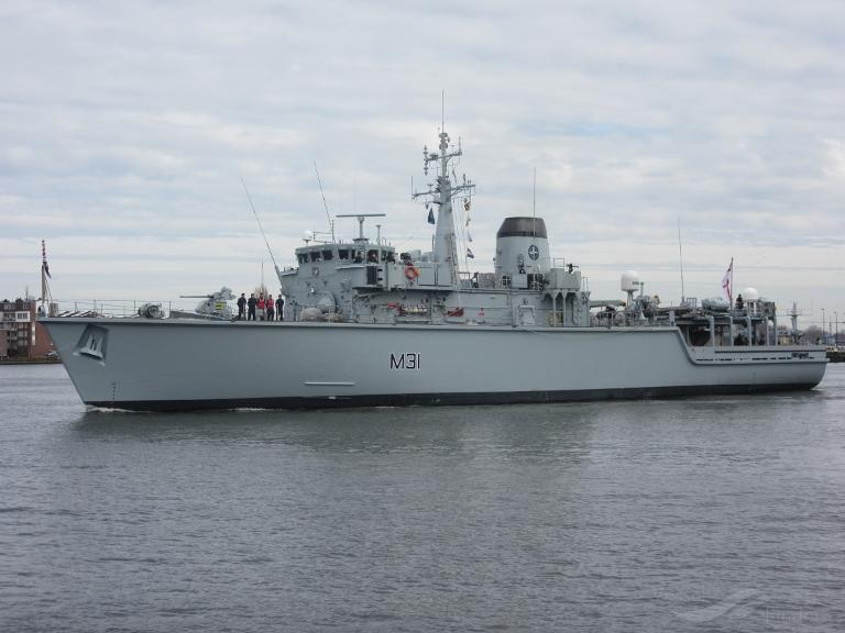 HMS CATTISTOCK photo