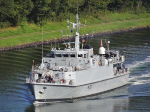 Photo of HMS GRIMSBY ship