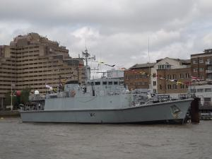 Photo of WARSHIP BLYTH ship