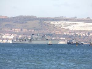 Photo of DRAGON ship