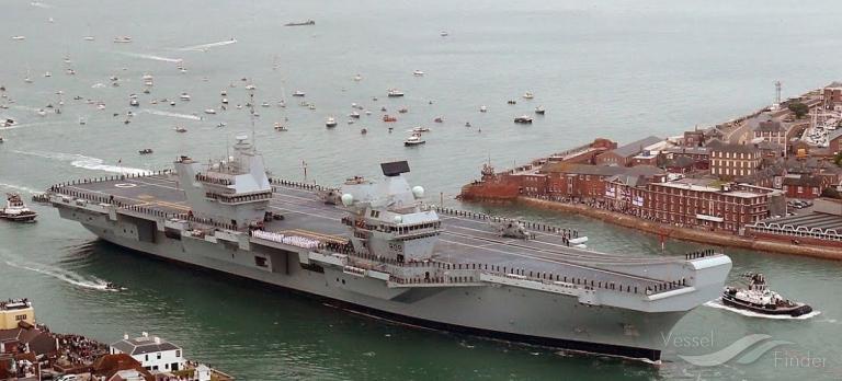 HMS QUEEN ELIZABTH photo