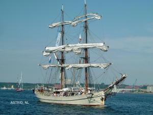Photo of ASTRID ship