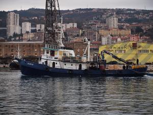 Photo of OGORJE ship