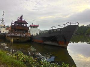 Photo of ASAHAN ship