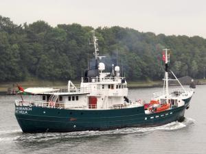 Photo of KREBS RESEARCH ship